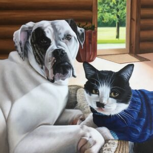 Dog and Cat 2020